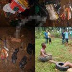 PHOTOS: Three Transformer Vandals Die After Being Beaten In Imo State