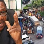'Tinubu Was Already Very Rich Before He Became Governor' – Sagay Speaks On Petition Against Tinubu Over Election Eve Bullion Vans