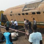 Tragedy Struck In Abia Community As Train Crushes Pregnant Woman To Death