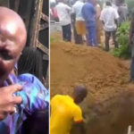 Melaye Buries Nephew Killed By Thugs During Kogi Election (video)