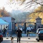 PHOTOS: White House Under Lock As Plane Enters Restricted Area