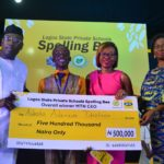 14-year-old Wins MTN Lagos State Spelling Bee Competition