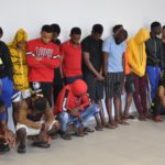 16 year old Yahoo Boy, 28 Others Arrested For Internet Fraud In Owerri (photos)