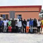 27 Yahoo Boys Captured By EFCC While Hiding Inside Hotel