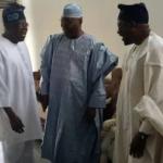 Atiku Abubakar Meets Tinubu In Niger State