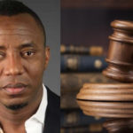 Judge Withdraws From Omoyele Sowore's Suit, Gives Shocking Reason