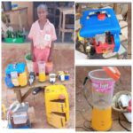 Meet Primary 6 Pupil, Lucky Who Builds Generators From Scraps Of Plastic (Photos)