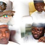 Revealed: How Borno governor aborted plot by Fayemi, El-Rufai to sack Oshiomhole