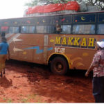 Eight killed in Kenya bus attack (photos)