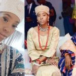 King Oluwo of Iwo And Estranged Wife Throw Jabs At Each Other In Public