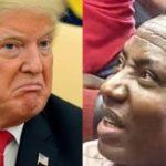 BREAKING: Intervene In Sowore's Case, SERAP Writes US President, Trump