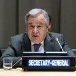 Corruption a threat to the world, says UN scribe