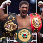 I Will Help Tyson Fury Beat Deontay Wilder – Anthony Joshua