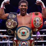 Breaking: Anthony Joshua Beats Ruiz To Reclaim Heavyweight World Titles