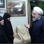 What Iranian President, Rouhani Promised Late Soleimani's Daughter