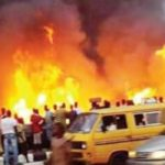 Five Confirmed Dead In Abule-Egba Pipeline Fire