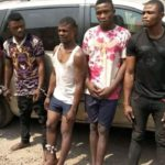 Armed Robbers Kill Couple In-Front Of Their Children In Umuahia