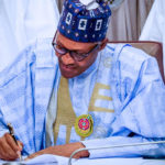 BREAKING: VAT Now 7.5% As Buhari Signs 2019 Finance Bill Into Law