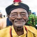 PHOTOS: Nigeria's oldest soldier, World War veteran dies at 101