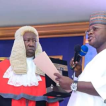 Yahaya Bello Sworn In For Second Term