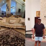 My Mansion Was Built Before I Became Senator- Dino Melaye Reacts To Newspaper Publication (PHOTOS)