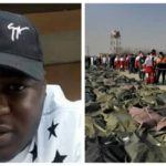 Nigerian, Dauda Onoruoiza Among The 176 Victims Of Ukranian Plane Shot Down By Iran