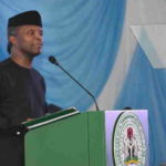 Osinbajo Reveals Where The Ruling Party APC Drafted Its Manifestoes.