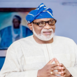 Amotekun: Akeredolu Reacts As FG Declares South West Outfit 'Illegal'