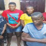 15 year old boy arrested for stealing female under wears for ritual purposes