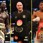 Deontay Wilder Blasts Anthony Joshua And Tyson Fury For Teaming Up Against Him