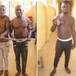 Three Eiye Cultists Arrested With Charm In Lagos