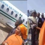 Islamic Group Defends Buhari's Daughter Using Presidential Jet For Private Business, Blasts PDP