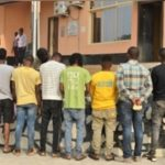 EFCC Arrests Landlord Allegedly Harbouring 'Yahoo Boys', 10 Others