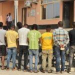 EFCC Arrests Landlord Allegedly Harbouring 'Yahoo Boys', 10 Others