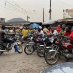 Lagos bans commercial motorcyclists in six LGAs
