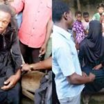 Man Nabbed After Disguising As Female Muslim To Sleep With Married Woman (PHOTOS)