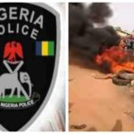 Police Arrest Mentally Deranged Man For Setting Surulere Resident Ablaze