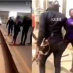 Police Officers Who Assaulted A Man For Refusing To Unlock His IPhone Have Been Arrested In Enugu (video)
