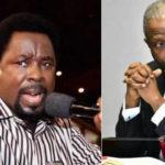 Osinbajo Pops Up In Prophet T.B. Joshua's Shocking Prophetic Revelations