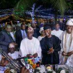 PHOTOS: VP Osinbajo, Obasanjo, Others Storm Billionaire Entrepreneur, Razak Okoya 80th Birthday Party
