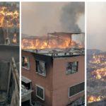 Tragedy As Fire Razes Amu Market In Lagos (Photos & Video)