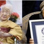 World's Oldest Person Celebrates As She Turns 117
