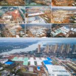 China builds one of the biggest hospitals in the world in 8 days (Huoshenshan hospital) for Coronavirus (PHOTOS)
