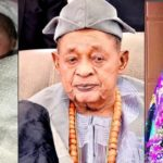 81-Year-Old Alaafin Of Oyo, Welcomes A Son With His Youngest Wife, Damilola (photos)