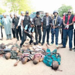 Police Kill 5 Notorious Criminals In Katsina (graphic Photos)
