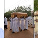 PHOTOS: 18-Year-Old Seminarian Killed By Kidnappers, Buried Amid Tears In Kaduna