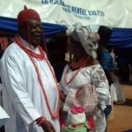 Unknown Gunmen Abduct Wife and Daughter of Edo Traditional Ruler