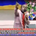"VIDEO: Nigerian Prophet, David Elijah To Visit China To ""Prophetically Destroy Coronavirus"""