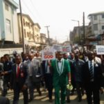 UPDATED: Adeboye leads protest, demands overhaul of security framework