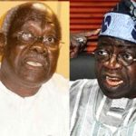 Bode George: Tinubu Failed As Lagos Governor, He Can't Be Nigeria's President